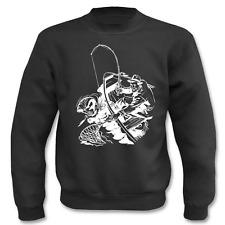 Pullover Angler I Sprüche I Lustig I Sweatshirt