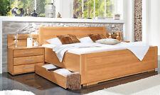 Wiemann Lido Bettgestell Bett Doppelbett eiche erle auch Überlänge viele Größen