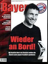 FC.Bayern-Magazin-24.10.2009-M.van Bommel-+ Poster