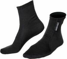 SINGOLO strato in Pile Caldo Calzini per Muta stagna stivali, scarpe-da brand impermeabile