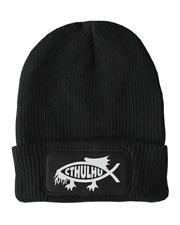 Cthulhu Fish Monster Logo Unisex Winter Thinsulate Beanie Hat