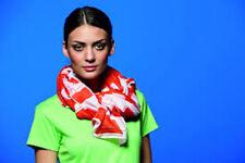 MYRTLE BEACH maxi foulard mare UNISEX moda in 5 colori OVERSIZE pashmina