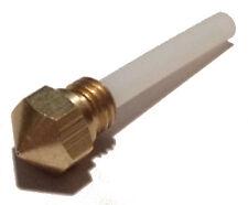 MK10 UGELLO e provetta - 0,4 mm Foro, M7 filettatura-ORIGINALE WANHAO, si adatta altri