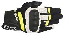Alpinestars Booster Glove Fluo Motorcycle/Motorbike Glove Bridge finger