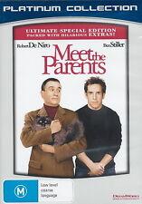 Meet The Parents - Comedy / Adventure / Romance - Platinum Collection - NEW DVD