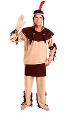 Faschingskostüm Indianer Indianerkostüm Herrenkostüm Männer Verkleidung Krieger