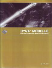 HARLEY-DAVIDSON Werkstatthandbuch 2006 Dyna FXDCI FXDBI DEUTSCH 99481-06G Neu