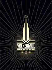 Rammstein - Volkerball (DVD, 2007, CD Included)