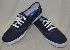 Keds Women's Champion Navy Canvas Shoes - Size 6/7/7.5/9/10/11 NWB