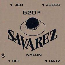 Nylonsaiten Konzertgitarre Savarez 540CR 540CJ 540CRJ New Cristal Classic