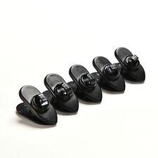 Super bargain 5 Clip for Headphone & Earphone Cable Cord Nip Clamp Holder