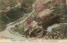 LARZAC plateau gorges du tarn point sublime à saint-chély