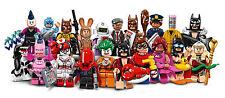 Lego Minifigures Batman Series Movie, 71017: CHOOSE YOUR MINI FIGURE