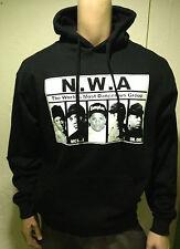 NWA Hoodie Dr.Dre Eazy E Ice Cube Hip Hop Rap beats