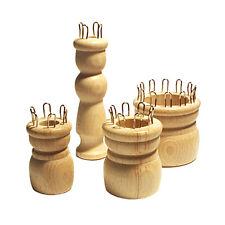 Strickliesel Holz natur