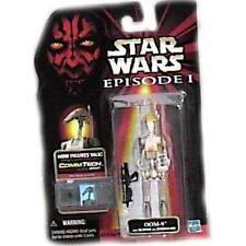 Hasbro Star Wars Episode 1 Oom-9 Comm Tech Action Figure