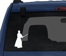 Ninja Samurai #19 - Assassin Katana Duel Sneak Swing  - Car Tablet Vinyl Decal
