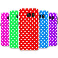 Polka Dot Mania Snap-on Hard Back Case Phone Cover for Samsung Mobile Phones
