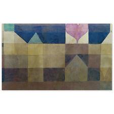 Paul Klee, Erinnerung an ein Abenteuer Novembernachts, Poster