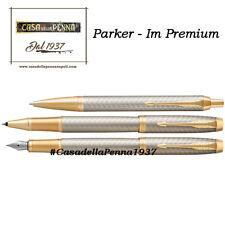 PARKER IM Premium Warm Grey GT  penna sfera / roller / stilografica