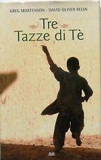 MORTENSON-RELIN -  TRE TAZZE DI TE'  - C.D.E.  2009 - NUOVO