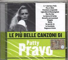 PATTY PRAVO CD fuori catalogo LE PIU BELLE CANZONI Made in the EU sigillato