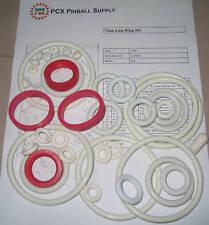 1980 Gottlieb Time Line Pinball Machine Rubber Ring Kit
