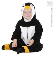 Pingüino Madagascar Bebé Bebés Niños Zoológico Mono Disfraz Ropa 0-2 AÑOS