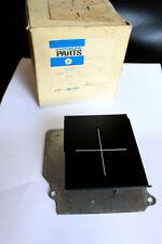 Dodge Plymouth Coronet Amaturen Abdeckung Dash Gauge Cluster Clock Filler Panel