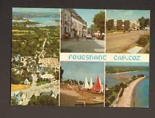 FOUESNANT / CAP-COZ (29) PEUGEOT 504 aux COMMERCES
