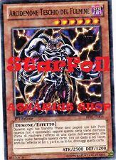 Yu-Gi-Oh! Arcidemone Teschio del Fulmine StarFoil 1° ED in ITALIANO BP01-IT006
