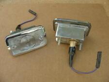 1966 66 Imperial Le Baron Crown NOS MoPar Back Up LAMP PAIR Chryco