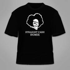 Randy Moss Straight Cash Homie T-Shirt. Funny Vikings Patriots Gift Football Tee