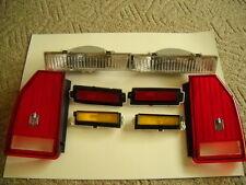 1987-1988 Monte Carlo SS NEW Complete 8 pc Light Set