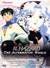 El Hazard: The Alternative World -- The Priestess of Water, Good DVD, Animated,