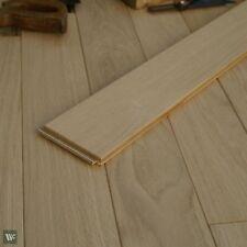 "4"" American Strip Flooring - 15mm Engineered Oak - Prime Grade Unfinished EAH4S"
