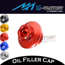 CNC Billet Gyro Oil Filler Cap Plug Fit YAMAHA YZ125 1997-2017 97 98 99 00 01 02