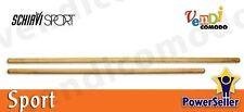 Bastone legno ginnastica atletica SCHIAVI SPORT 70 80 90 100 120 cm diametro 26