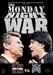 The Monday Night War: WWE Raw vs. WCW Nitro Vince McMahon, Eric Bischoff DVD