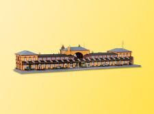 Kibri H0 verschiedene Gebäude / Halle Bahnhof Bonn / Neu u. OVP