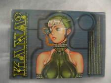 Japanese KANA Illustration art 18 print set SEALED MINT Japan anime manga future