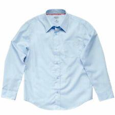 French Toast Boy's Long Sleeve Dress Uniform Light Blue Button Up Shirt