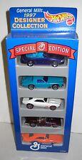 #3311 NIB Mail In General Mills Mattel 1997 Hot Wheels Designer Collection