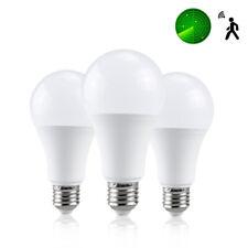 E27 LED Microwave Radar Motion Sensor Light Lamp Bulb White Warm white 86V-265V