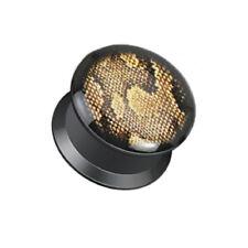 Piercing Conector Pendientes Piel De Serpiente acrílico (plástico)