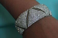 Bangle 4552 Kadra Silver Golden Bangles Bracelet Polki Jewelry Shieno Sarees