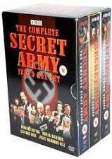 Secret Army: The Complete Series 1-3 [DVD] [1977], Good DVD, Hazel McBride, Chri