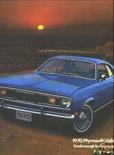 1970 Plymouth Duster/Valiant Sales Catalog