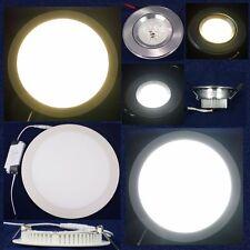 LED Panels Ultraslim Panel Spot Light Lampe Leuchte Deckenlampe Wandlampe