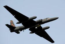 Questione di aerei militari USAF U2 DRAGON LADY Spy Plane poster stampa-A2 A3